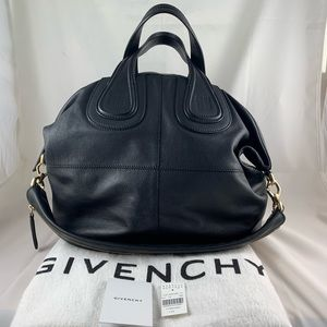 Givenchy Medium Nightingale in black